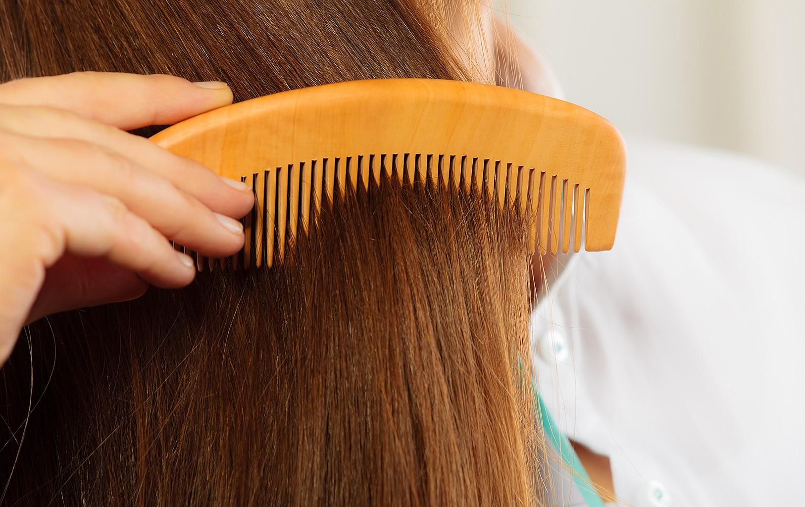 Konsten att kamma håret